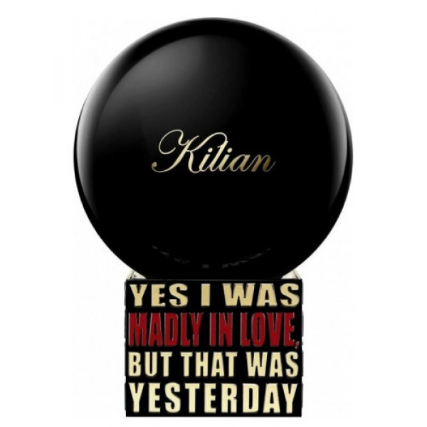 Kilian Yes I Was Madly In Love, But That Was Yesterday Тестер парфюмерная вода 100 мл
