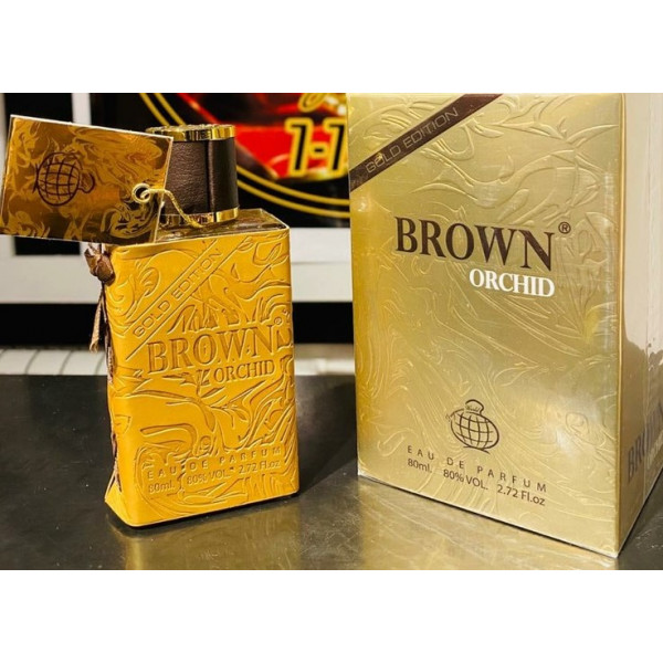 Fragrance World Brown Orchid Gold Edition (edp)