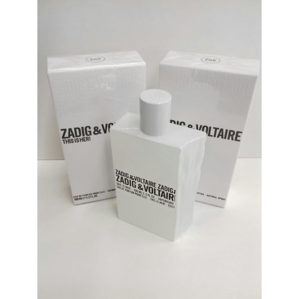 Парфюмерная вода Zadig & Voltaire This Is Her (edp)